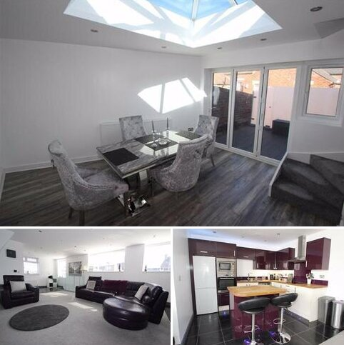 4 bedroom detached house for sale - Cheviot View, Whitley Bay, NE26