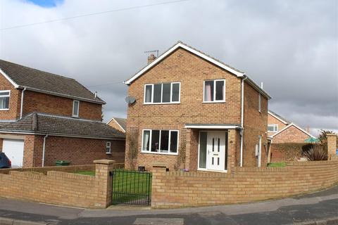 3 bedroom detached house for sale - Hill Rise Drive, Market Weighton, York