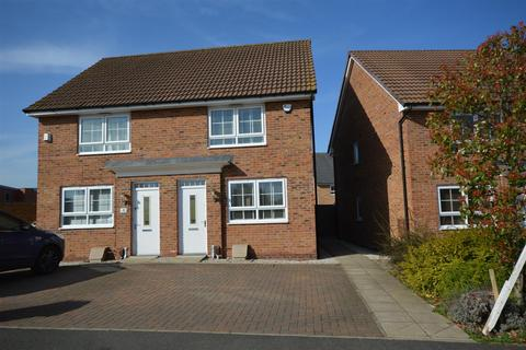 2 bedroom detached house to rent - Redwing Close Off Lantern Lane East Leake Loughborough Leicestershire