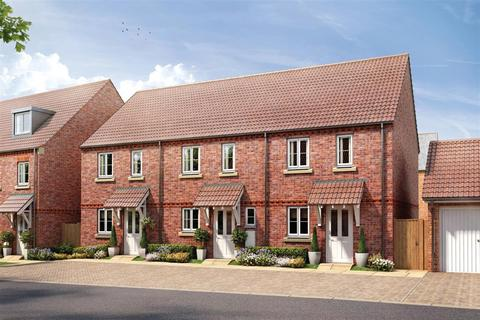 2 bedroom end of terrace house for sale - The Canford - Plot 21 at Kirby Meadows, Barry Close LE9