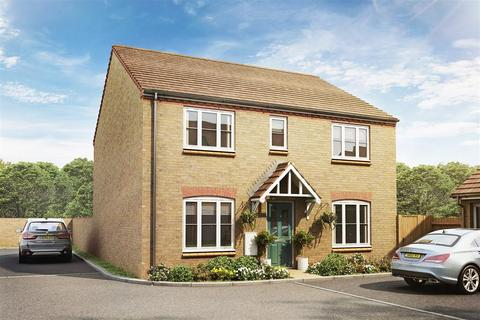 4 bedroom detached house for sale - The Thornford - Plot 108 at St Crispin's Place, Upton Lodge, Land off Berrywood Drive NN5