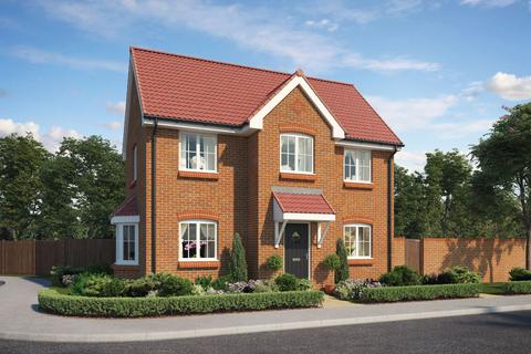 3 bedroom detached house for sale - Plot 14, The Thespian at Stannington Park, Off Green Lane, Stannington NE61