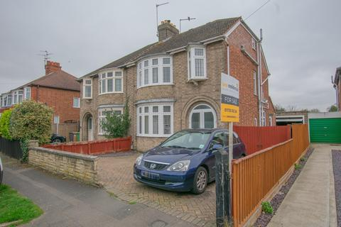 4 bedroom semi-detached house for sale - Grange Avenue, Dogsthorpe, Peterborough, PE1