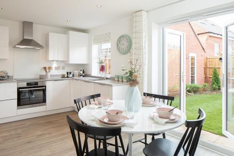 3 bedroom terraced house for sale - Plot 44, Archford at Birds Marsh View, Chippenham, Hill Corner Road, Chippenham, CHIPPENHAM SN15