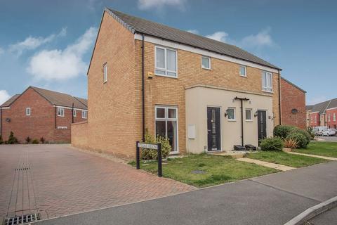 3 bedroom semi-detached house for sale - Saxonbury Way, Peterborough, Cambridgeshire. PE2 9EZ