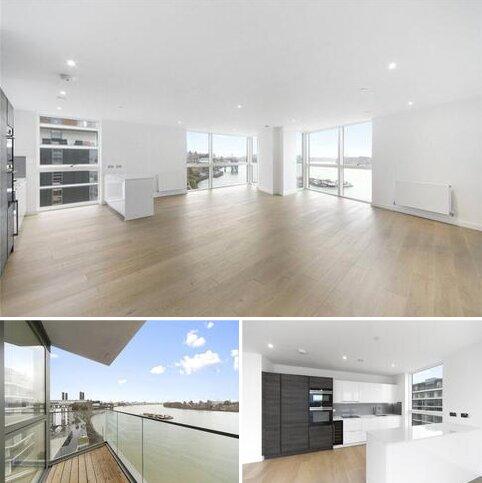 3 bedroom apartment to rent - River Gardens Walk London SE10