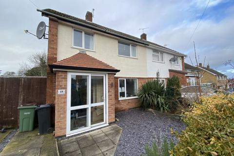 3 bedroom semi-detached house to rent - Avondale Road, Wigston, LE18