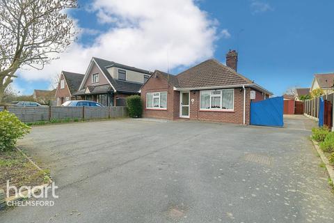 3 bedroom detached bungalow for sale - Rignals Lane, Chelmsford