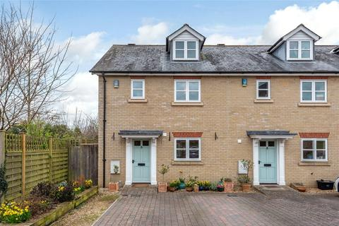 4 bedroom end of terrace house for sale - Sovereign Close, Quidhampton, Salisbury, SP2