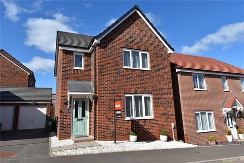 3 bedroom detached house for sale - Kimcote Street Brockhill, Redditch, B97