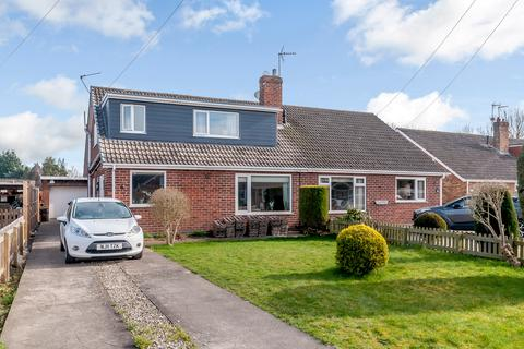 5 bedroom semi-detached house for sale - Cherry Wood Crescent, Fulford, York
