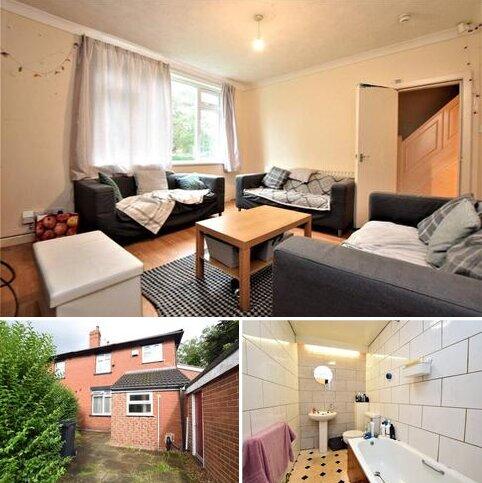 6 bedroom semi-detached house to rent - Headingley crescent LS6