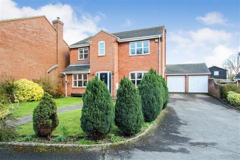 4 bedroom detached house for sale - Lukes Lea, Marsworth