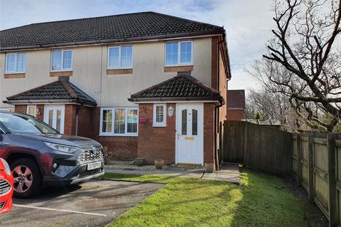 3 bedroom end of terrace house for sale - Nant Y Fron, Tonyrefail, Rhondda Cynon Taf, CF39