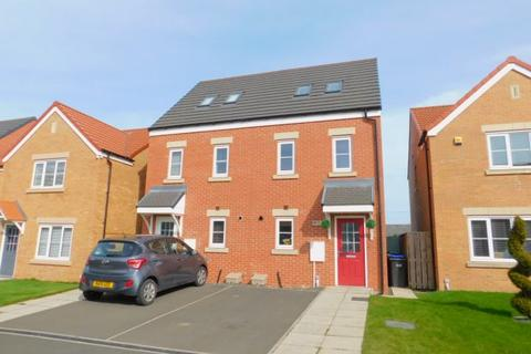 3 bedroom terraced house for sale - WHITEHOUSE COURT, EASINGTON VILLAGE, PETERLEE AREA VILLAGES