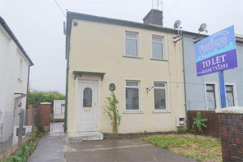 3 bedroom semi-detached house to rent - Heol Ynysawdre, Sarn, Bridgend
