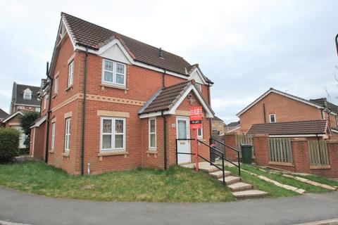 3 bedroom semi-detached house to rent - Prominence Way, Woodlaithes Village