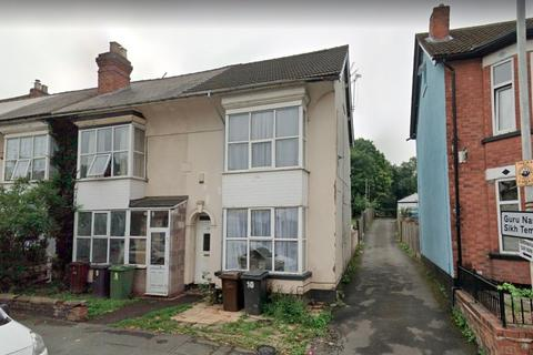 4 bedroom end of terrace house for sale - Lea Road, Graiseley, Wolverhampton