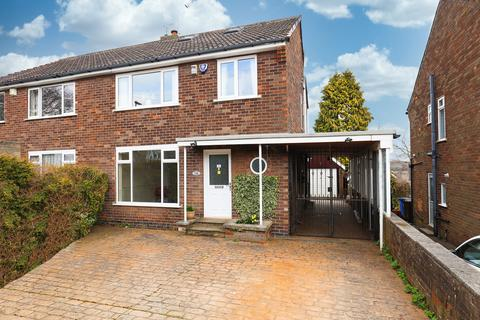4 bedroom semi-detached house to rent - Prospect Road, Bradway, Sheffield