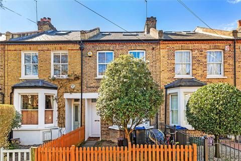 4 bedroom terraced house to rent - Kingswood Road, Wimbledon, London, SW19