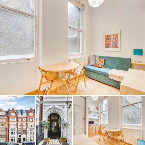 Studio to rent - Palace Court, London, W2