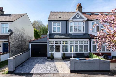 3 bedroom end of terrace house for sale - Abbott Avenue, Wimbledon, London, SW20