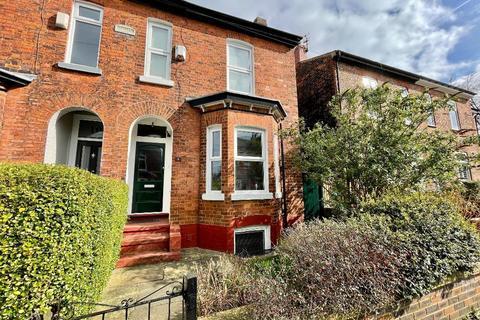 3 bedroom semi-detached house for sale - Dartford Road, Urmston, Manchester, M41 9DE