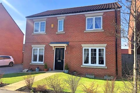 4 bedroom detached house for sale - Bramble Way, Scarborough