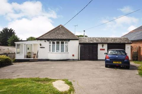 3 bedroom detached bungalow for sale - DETACHED 3 BED BUNGALOW, WITH FULL PLANNING PERMISSION TO BUILD A NEW 5 BED DETACHED HOUSE