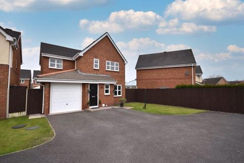 4 bedroom detached house for sale - Campian Way, Norton Heights, Stoke-On-Trent