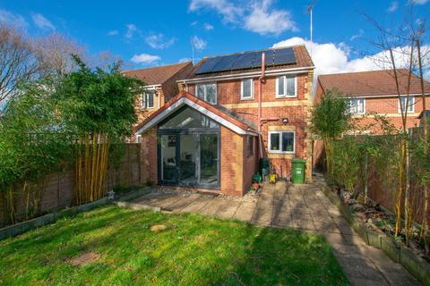 3 bedroom detached house for sale - Farriers Court, Orton Longueville, Peterborough, PE2