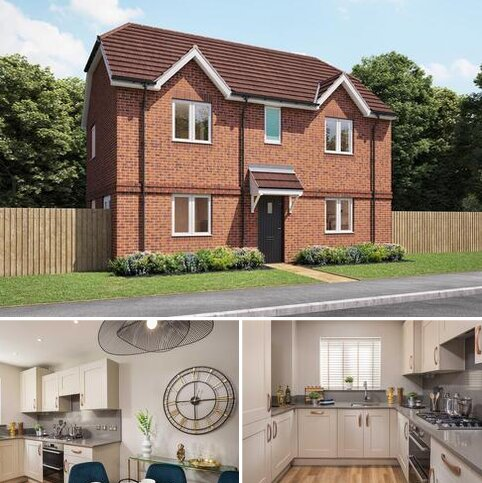 3 bedroom detached house for sale - Plot 109, The Becket at Sayers Meadow, London Road, Sayers Common, West Sussex BN6