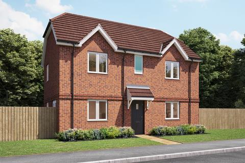 3 bedroom semi-detached house for sale - Plot 107, The Becket at Sayers Meadow, London Road, Sayers Common, West Sussex BN6