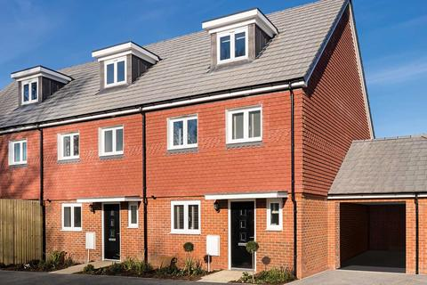 4 bedroom semi-detached house for sale - Plot 101, The Aldridge at Sayers Meadow, London Road, Sayers Common, West Sussex BN6