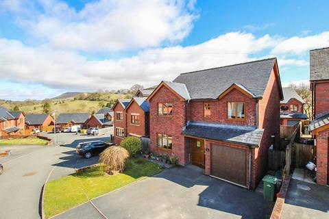 4 bedroom detached house for sale - Troed Y Bryn, Builth Wells, LD2
