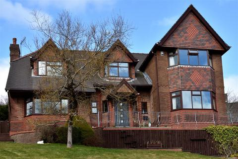 5 bedroom detached house for sale - Rural Way, Sketty, Swansea
