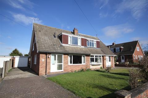3 bedroom semi-detached house for sale - Springbank Avenue, Dunnington, York, YO19