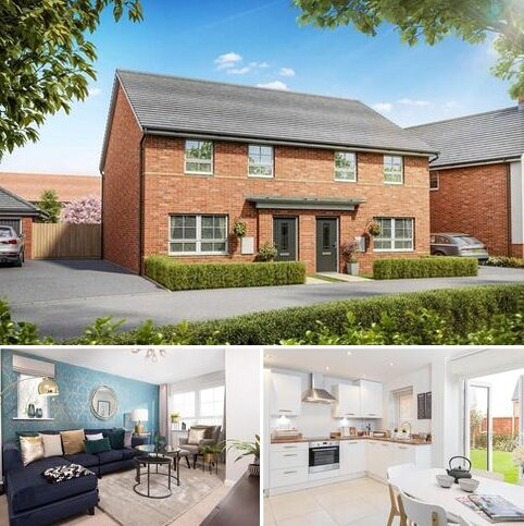 3 bedroom end of terrace house for sale - Plot 47, Maidstone at Lavender Grange, Hitchin Road, Henlow, HENLOW SG16