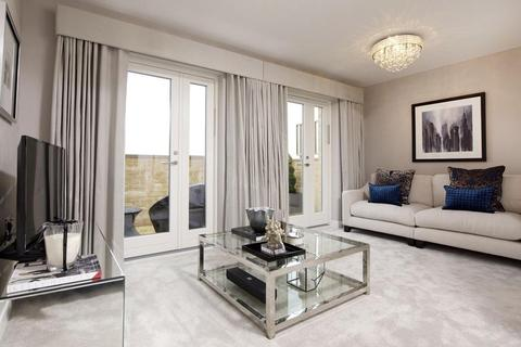 3 bedroom end of terrace house for sale - Plot 135, Clementhorpe V1 at The Chocolate Works, York, Bishopthorpe Road, York, YORK YO23