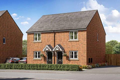 2 bedroom house for sale - Plot 12, Halstead at Millfields Park, Scarborough, Off Field Lane, Scalby YO13