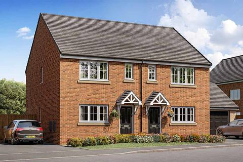 3 bedroom house for sale - Plot 30, Danbury at Millfields Park, Scarborough, Off Field Lane, Scalby YO13