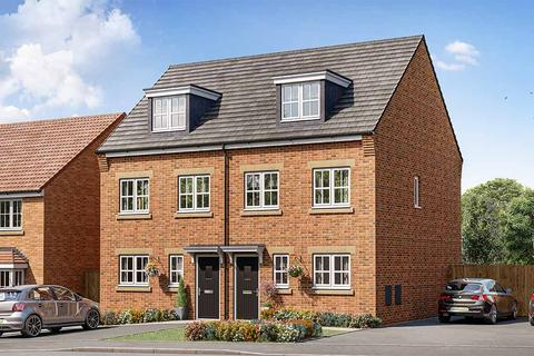 3 bedroom house for sale - Plot 6, Bamburgh at Millfields Park, Scarborough, Off Field Lane, Scalby YO13