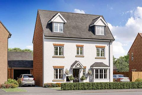 4 bedroom house for sale - Plot 8, Hardwick at Millfields Park, Scarborough, Off Field Lane, Scalby YO13