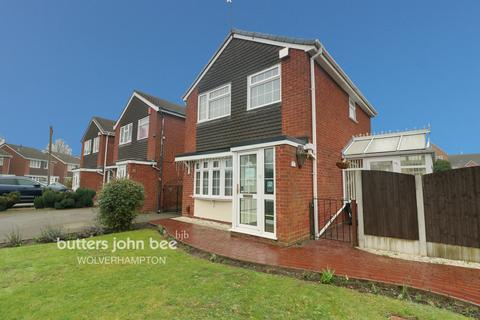 3 bedroom detached house for sale - Helenny Close, Wolverhampton