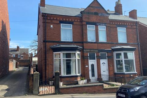 3 bedroom semi-detached house for sale - Rutland Road, Chesterfield, S40 1ND