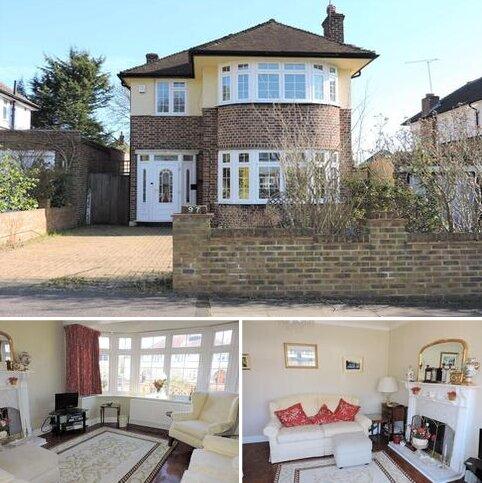 3 bedroom detached house for sale - Bodley Road, New Malden, KT3