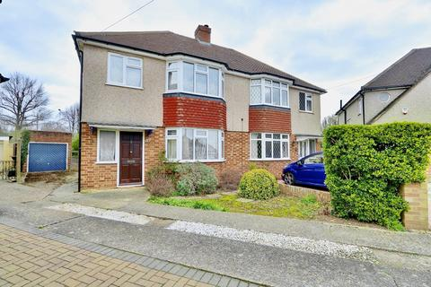 3 bedroom semi-detached house for sale - Clovelly Close, Ickenham, UB10
