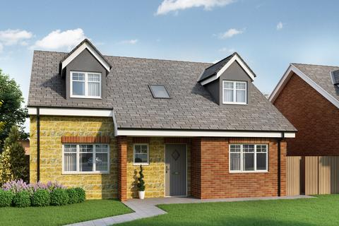 3 bedroom detached bungalow for sale - Plot 3, The Donnington Dormer Bungalow at Meadow View, Willow Lane NN14