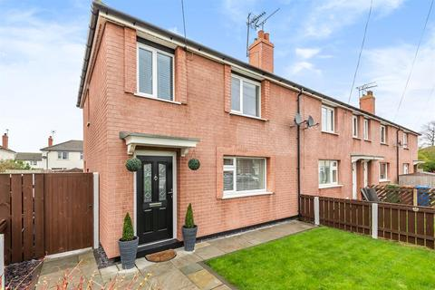 3 bedroom end of terrace house for sale - Hotham Square, Beverley, East Yorkshire, HU17 0HU