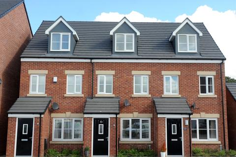 3 bedroom terraced house for sale - Plot 166, Souter at Tarraby View, Windsor Way CA3